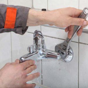 Длинный смеситель для ванной монтаж