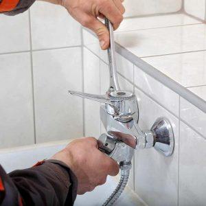 Длинный смеситель для ванной устранение неполадок