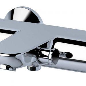 Обзор на длинный смеситель для ванной