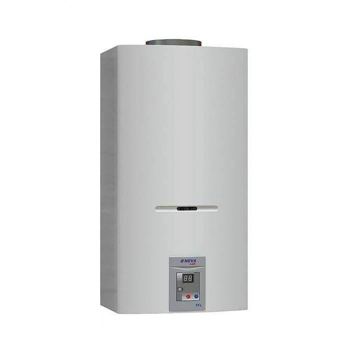 Газовый водонагреватель для дачи