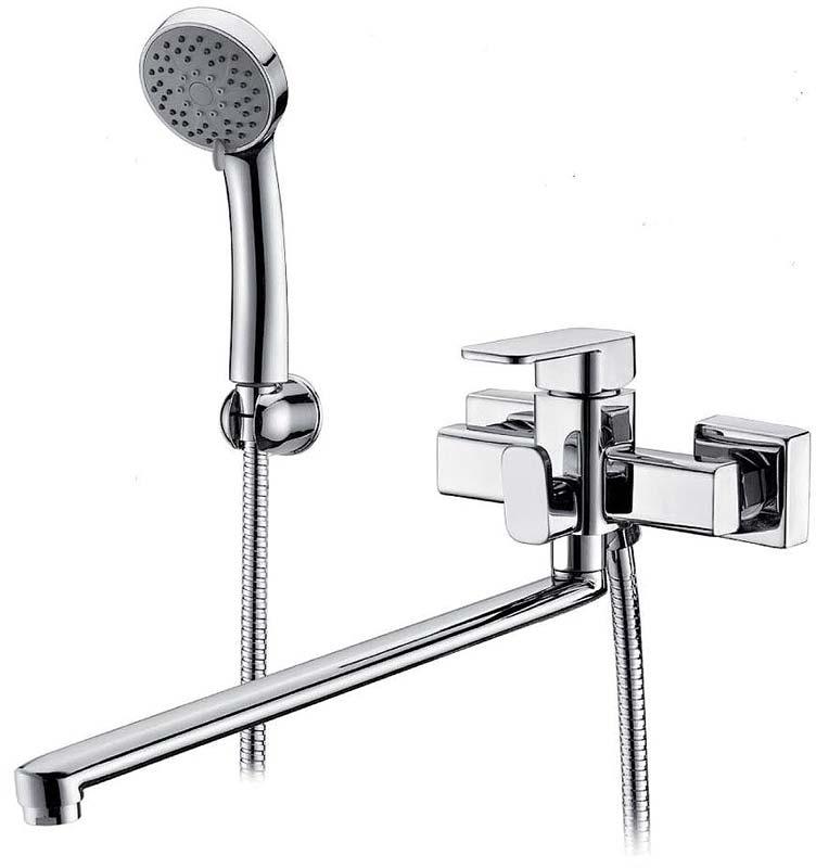 Однорычажный смеситель для ванны с душем