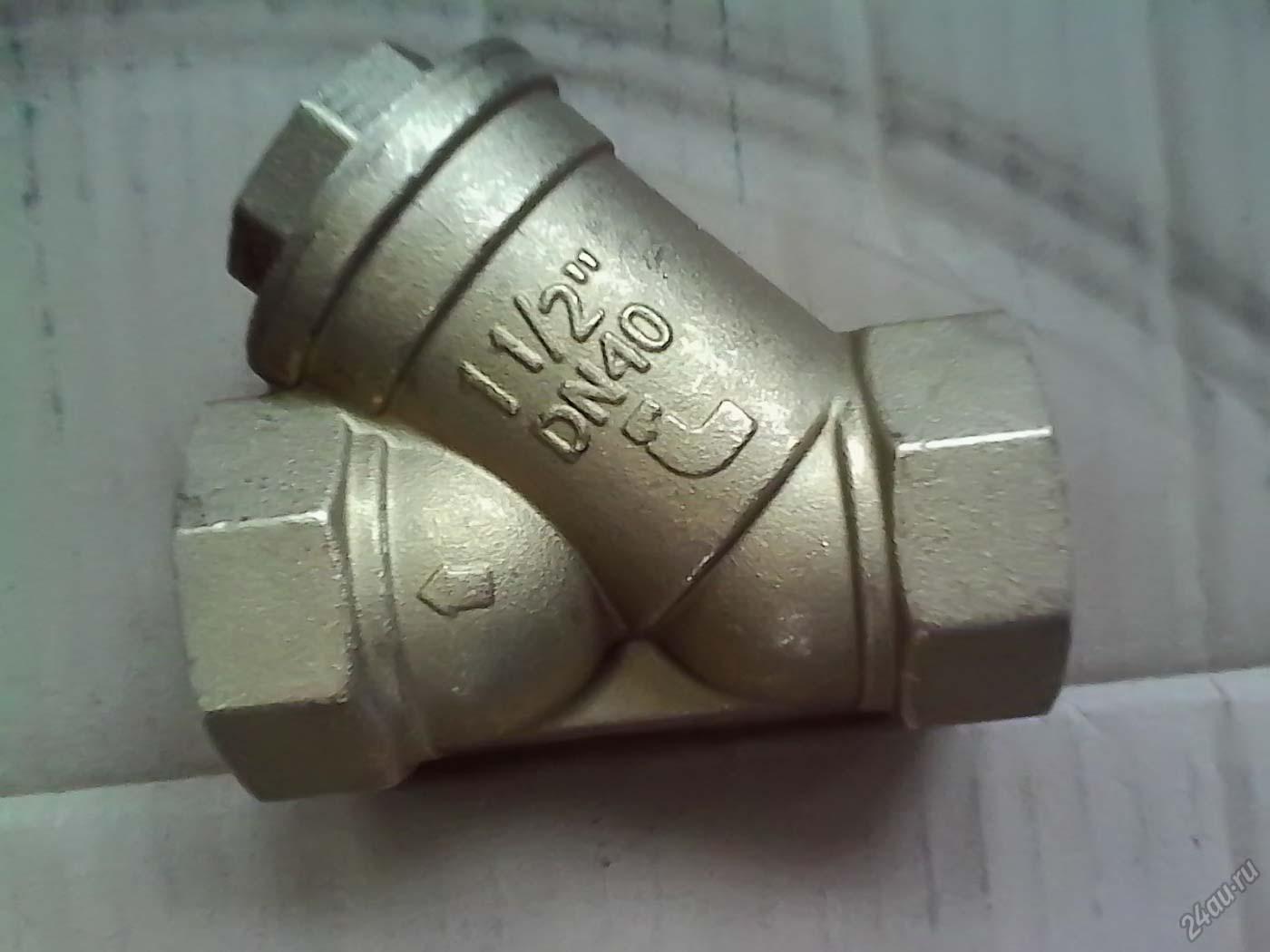 Поломка части смесителя