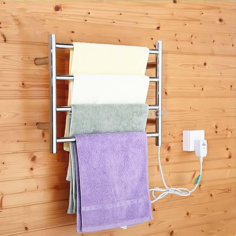 Выбор электрического полотенцесушителя