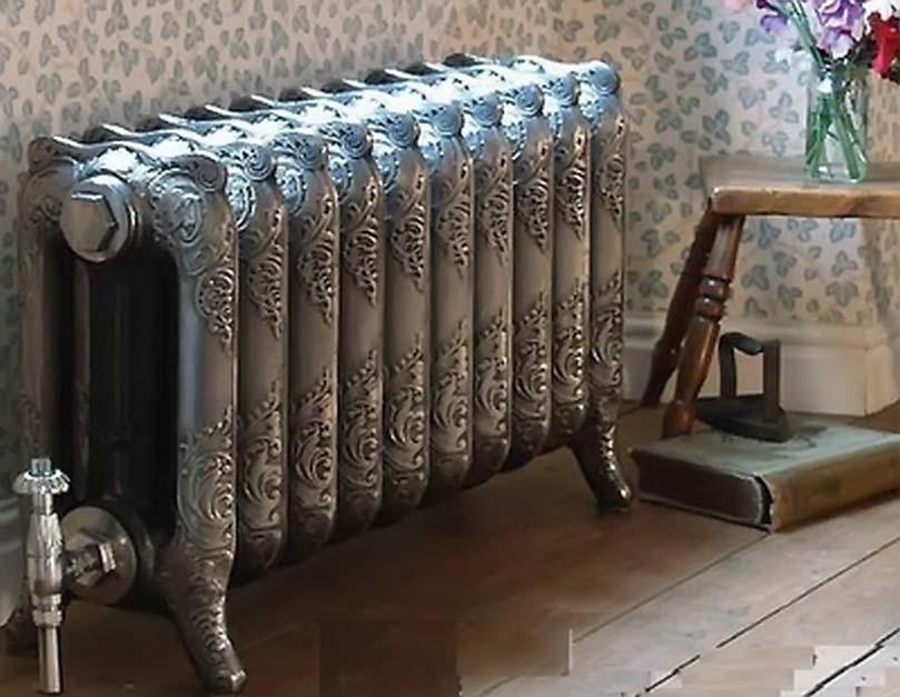 Радиатор отопления чугунный модный