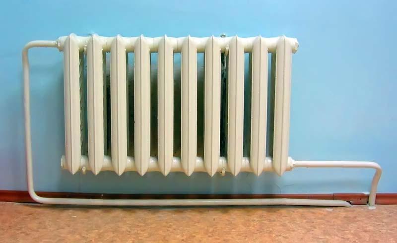 Радиатор отопления чугунный MC 140