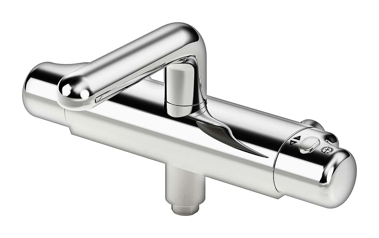 Термостатический смеситель для ванны с душем