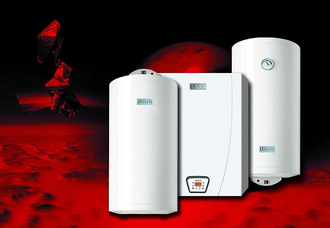 Виды водонагревателей для дачи