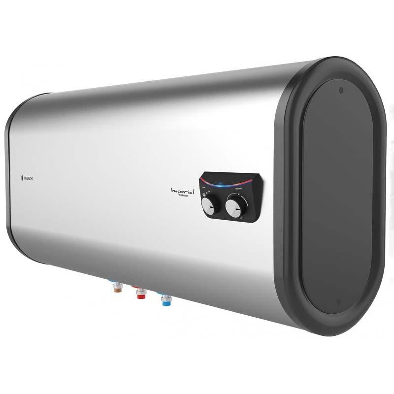 Горизонтальный электрический водонагреватель