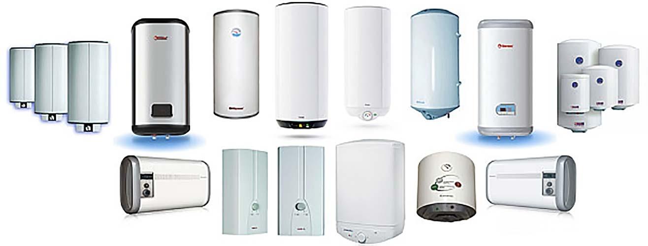 Сравнение водонагревателей