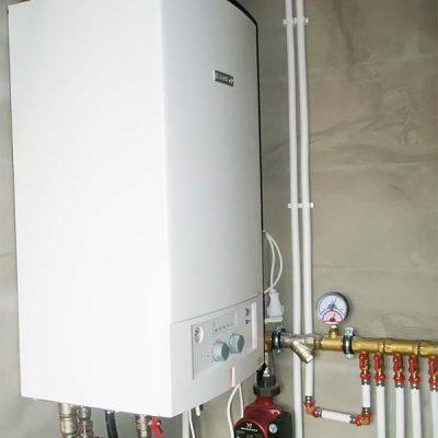 Установка газового котла по инструкции и его эксплуатация