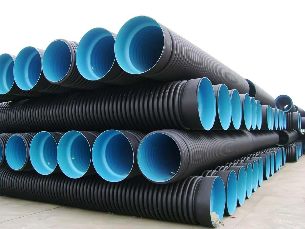 Гофрированные трубы для канализации преимущества и их виды