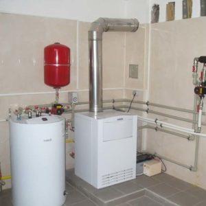 Выбор газовых отопительных котлов и их строение