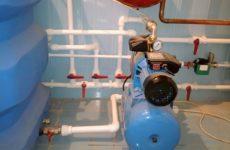 Как осуществить подключение к водопроводу