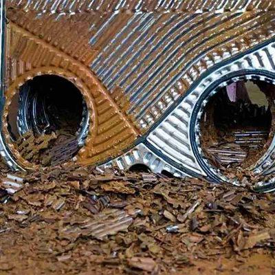Признаки накипи на теплообменнике котла отопления