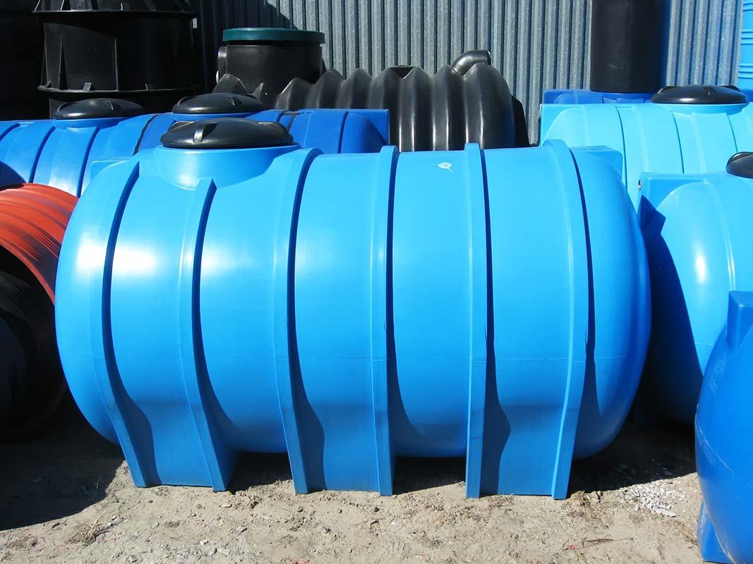 Септик для дома для высоких грунтовых вод