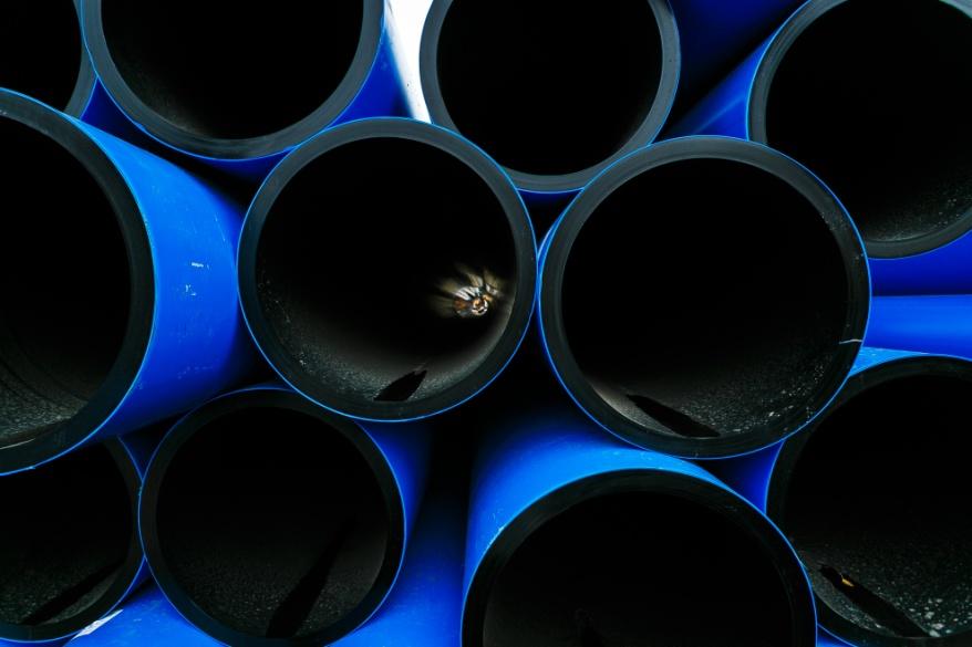 ПНД трубы внутренней канализации