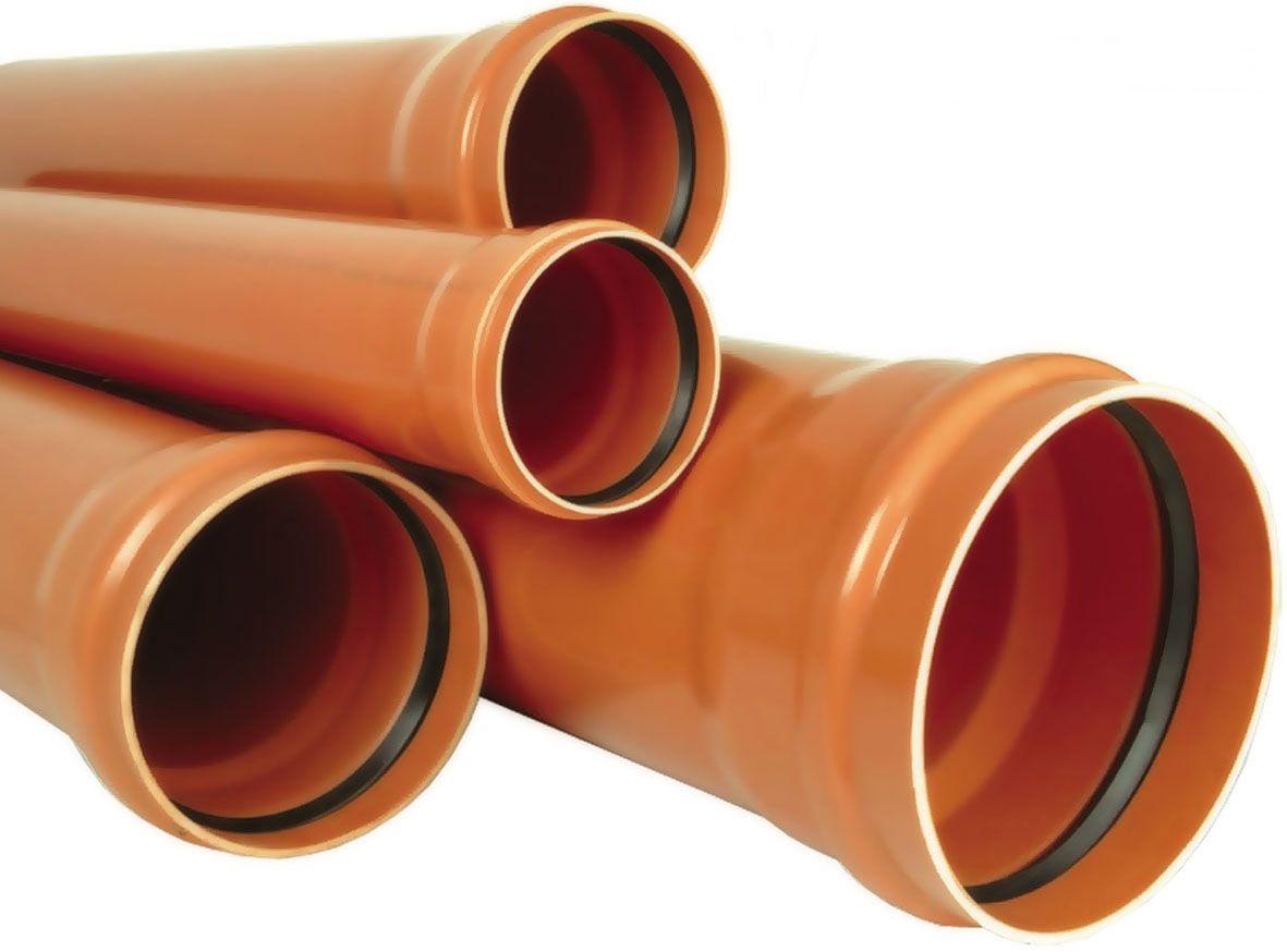 ПВХ трубы внутренней канализации