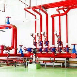 Как установить пожарный водопровод и его строение