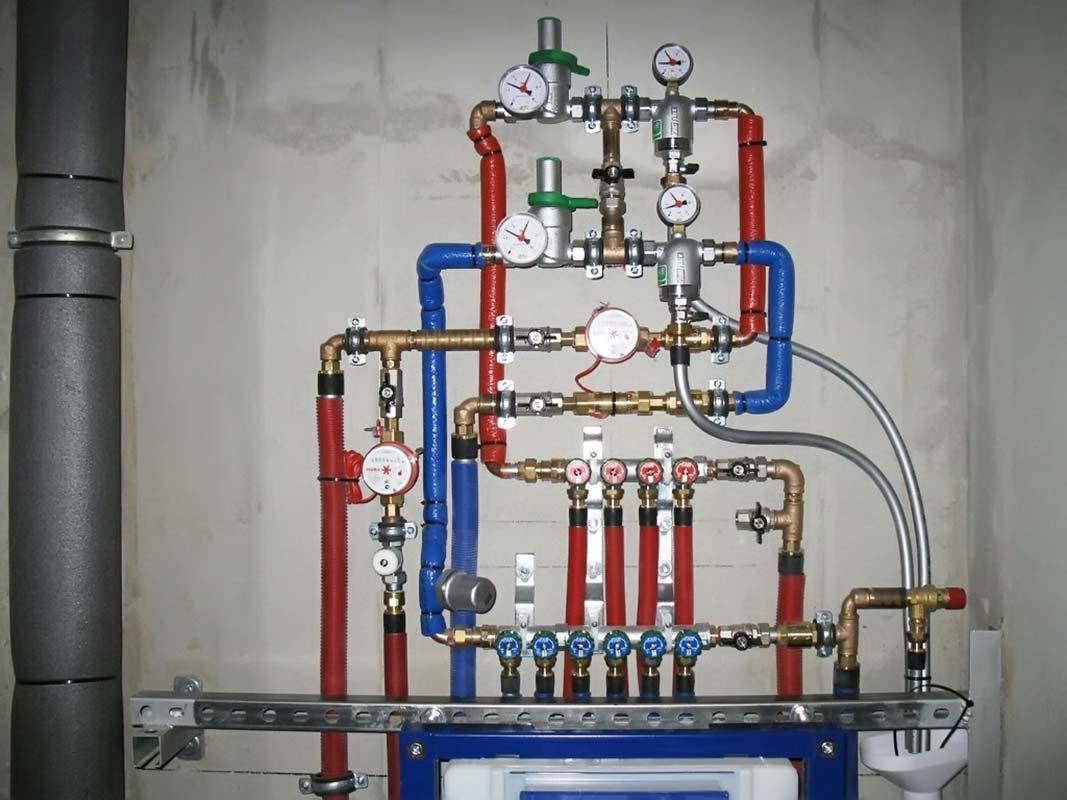 Как сделать разводку водопровода в квартире
