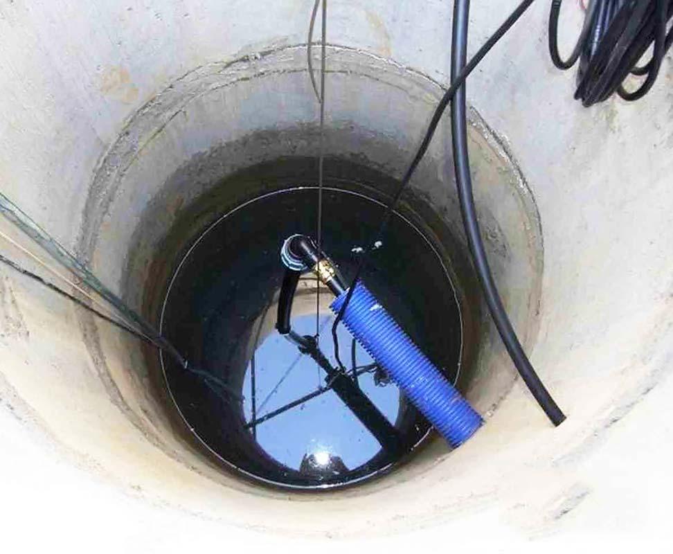 Децентрализованная система водоснабжения