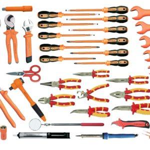 Необходимый минимум из инструментов для электрика