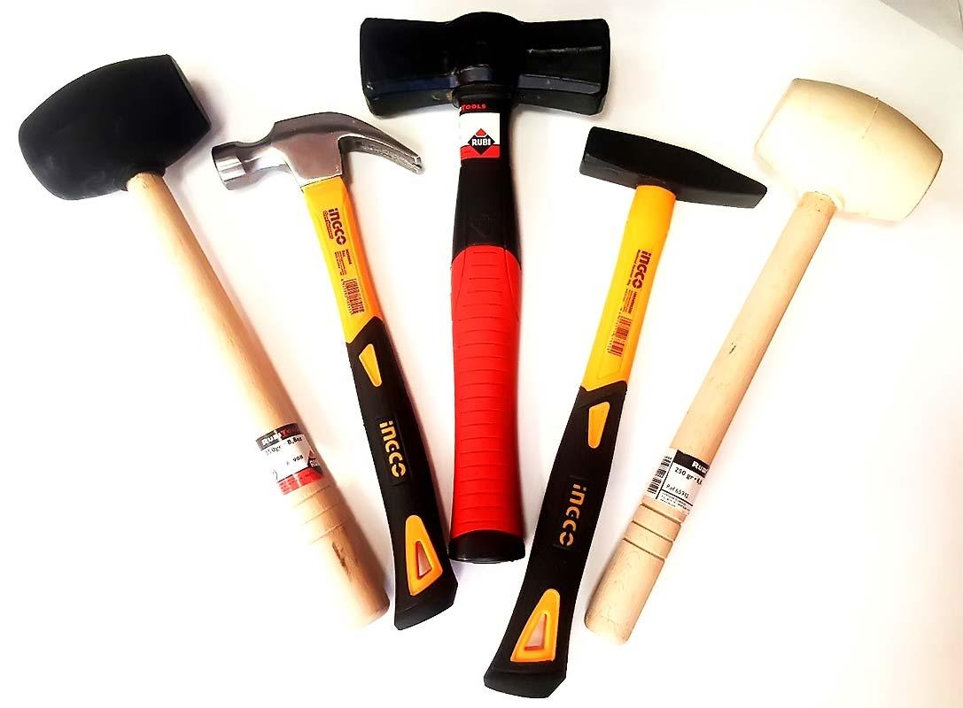 Инструменты плотника молотки