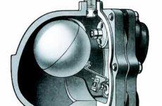 Принцип работы конденсатоотводчика