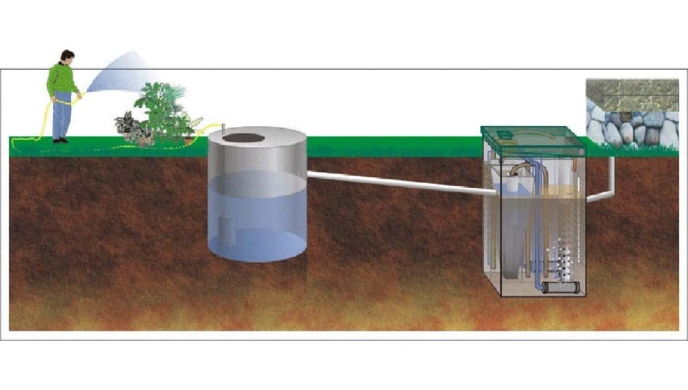 Проект канализации способ очистки