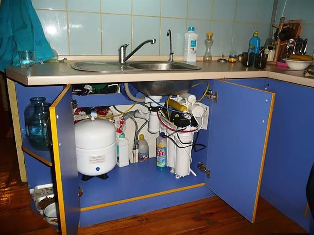 Системы очистки водопровода