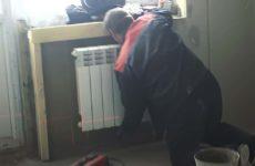 Установка радиаторов своими руками