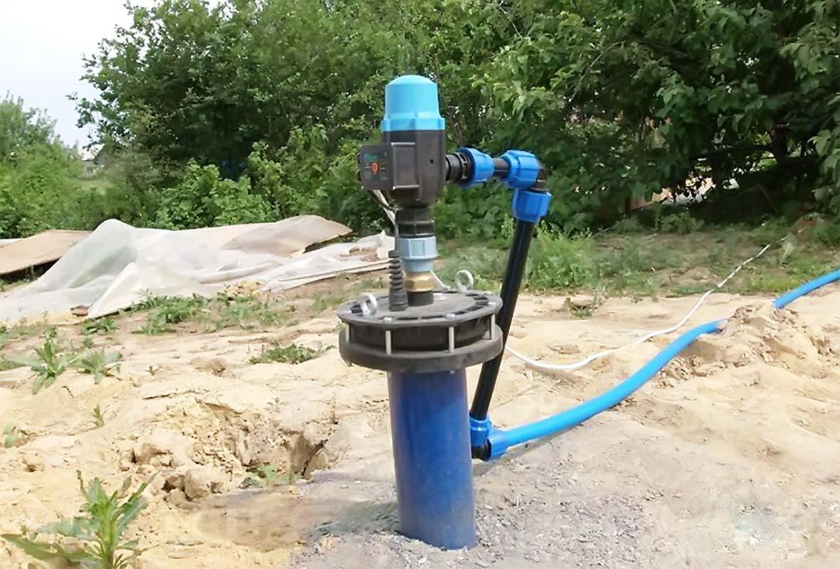 Водопровод своими руками источник