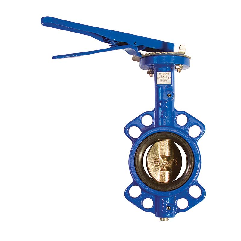 Запорно-регулирующая арматура дисковый поворотный затвор