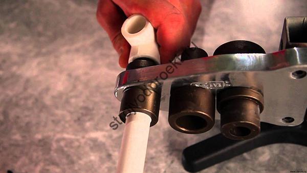 Правила сварки полипропиленовых труб