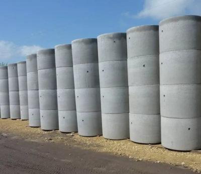 Пошаговое руководство как построить бетонный колодец своими руками