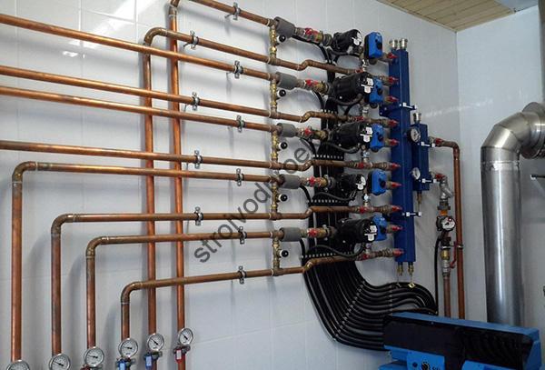 Строительство внутреннего водопровода по нормам