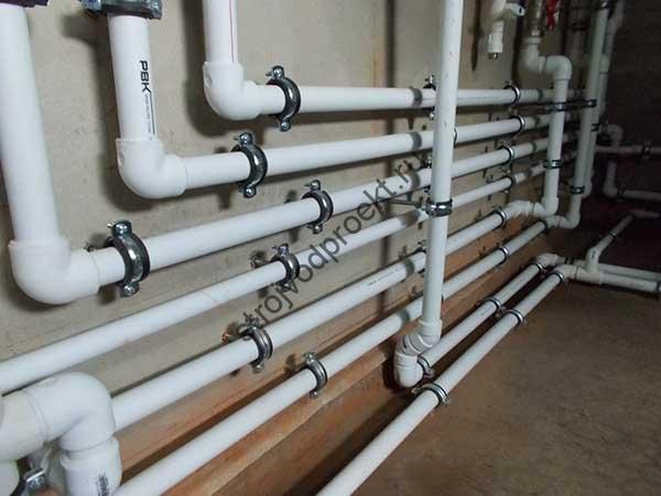 Лучшие трубы для водопровода выбираем по правилам